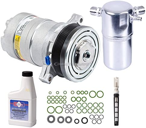 For Cadillac DeVille 1994-1999 AC Compressor w// A//C Repair Kit