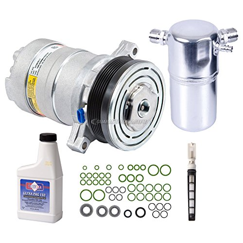 OEM AC Compressor w/A/C Repair Kit For Cadillac DeVille 1994-1999 - BuyAutoParts 60-83087RN New (Parts Cadillac Repair)