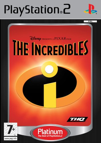 INCREDIBLES, THE (PS2) (The Incredibles Rise Of The Underminer Ps2)