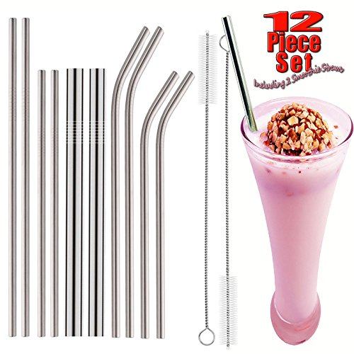 Perfect straw set