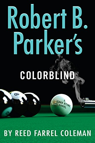 Book Cover: Robert B. Parker's Colorblind