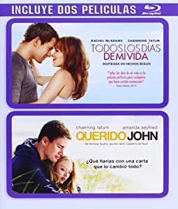 Pack Todos Los Días De Mi Vida + Querido John [Blu-ray]