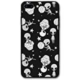 Best Nature Friend Pizza Cases - Ruin Alien Eating Pizza Fashion Phone Case For Review