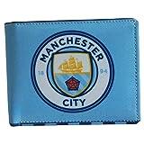 Manchester City F.C. Bi-Fold Wallet Crest