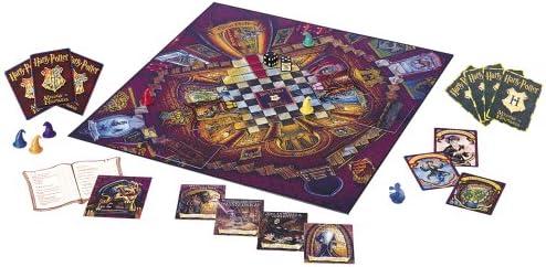 HARRY POTTER – Juego de Mesa «Mystery at Hogwarts» (versión en inglés): Amazon.es: Juguetes y juegos