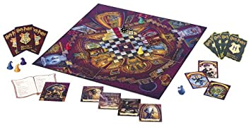 Harry Potter Juego De Mesa Mystery At Hogwarts Version En