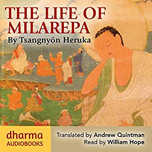 The Life of Milarepa Audiobook