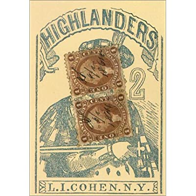 U.S. Games Systems Highlander's 1864 Poker Cards Replica: US Games, Inc.: Toys & Games