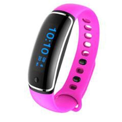 Reloj Inteligente Deporte Impermeable/Frecuencia Cardíaca/Presión Arterial/Pulsera De Monitoreo De Salud