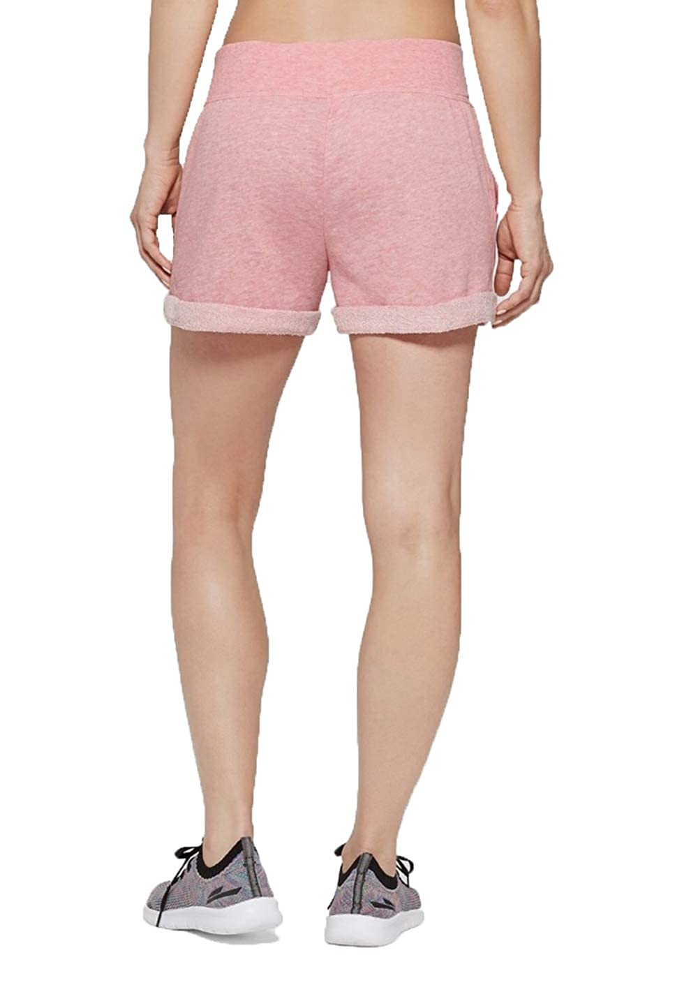 Champion C9 Womens Mid-Rise Authlentic French Terry Shorts 3.5
