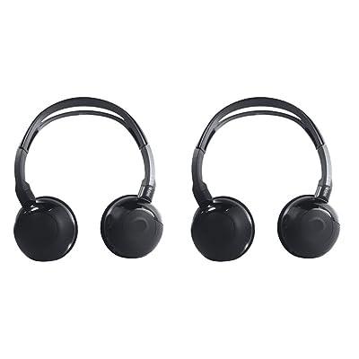 General Motors Compatible Headphones KIT updates Part 25795362 Suburban, Yukon, Escalade, Uplander, Tahoe, Acadia, Enclave, Montana, Equinox, Silverado, Outlook, Traverse, Denali: Home Audio & Theater