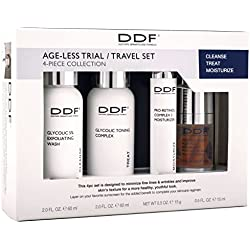 DDF Age-Less 4 Piece Trial/Travel Set, 3 fl. oz.