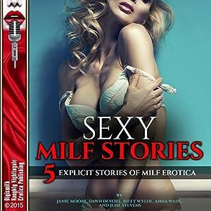 Sexy MILF Stories Audiobook