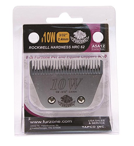 Furzone Standard No.10 Detachable 2.4mm Blade Fit by Furzone