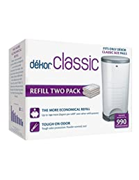 Dekor Classic Refill Two Count BOBEBE Online Baby Store From New York to Miami and Los Angeles