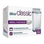 Dekor Classic Refill Two Count