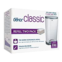 Dekor Classic Refill Two Count