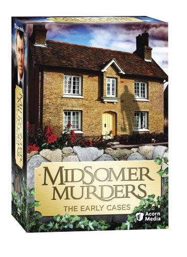 Midsomer Murders: The Early Cases Collection by Acorn Media