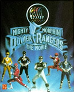 mighty morphin power rangers movie book charles gardner