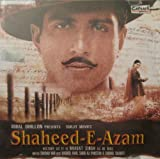 Shaheed-e-azam (Hindi Film Music/ History of Bhagat Singh) * Sonu Shood