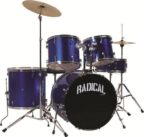 Cannon RAD5MB 4-Piece Drum Set