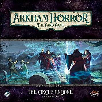 Fantasy Flight Games FFGAHC29 The Circle Undone: Arkham ...