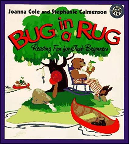 Book Bug in a Rug: Reading Fun for Just-Beginners