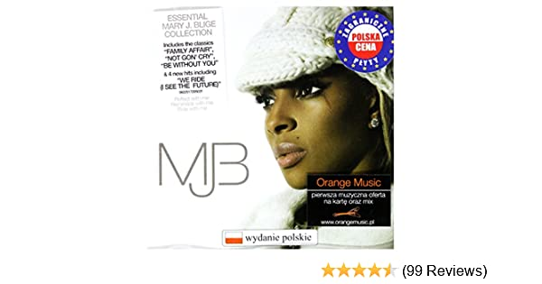 Mary J Blige Reflections A Retrospective Amazon Com Music