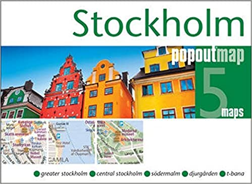 Map Of Stockholm on