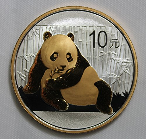 Chinese Gold Panda - 2