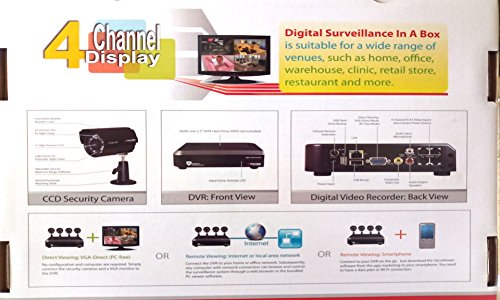 Encore ENXDVR-4C Digital Surveillance Recorders by Encore (Image #1)