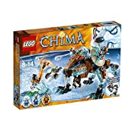 LEGO, Legends of Chima, Sir Fangar's Saber-Tooth Walker (70143)