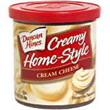 Duncan Hines Cream Cheese Frosting - Cream Cheese, 16 Oz