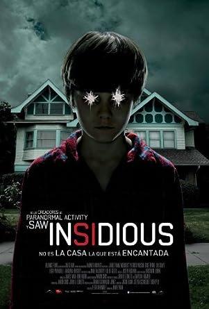 Insidious Import Movie European Format - Zone 2 2011 Rose Byrne; Patrick Wilson; Ty Simpkins; Barbara: Amazon.es: Cine y Series TV