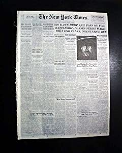 MEL OTT 500th Home Run 1st in National League New Yorks Giants 1945 NY Newspaper THE NEW YORK TIMES, August 2, 1945