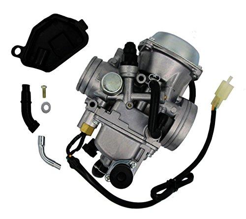 Auto-Moto Carburetor For 1985 1986 1987 Honda TRX 250 TRX250 FOURTRAX ATV Carb 85-87 -