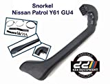 NEW Snorkel Kit For Nissan Patrol Y61 GU4 Petrol Diesel SNY61C 4x4 Off Road 05-12
