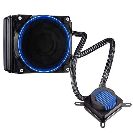 Amazon com: PLAIPH Cooling Fan, Water-Cooled Radiator