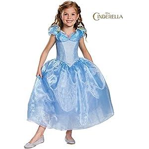 Disguise Cinderella Movie Deluxe Costume - 5120KqqI0sL - Disguise Cinderella Movie Deluxe Costume