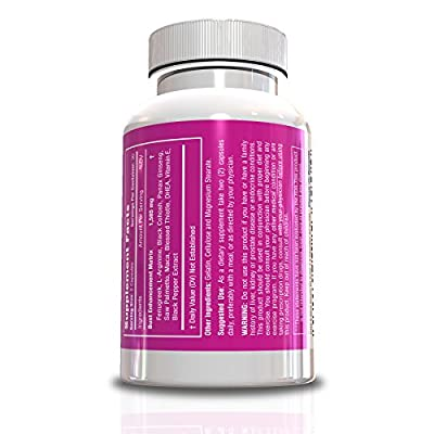 Breast Beautiful-Breast Enlargement Pills, 60 Capsules, Full 30 Day Supply,Helps Increase Your Cup Size, Fenugreek Breast Enhancement, Look Amazing For Summer 2015, Get Bikini Body Ready