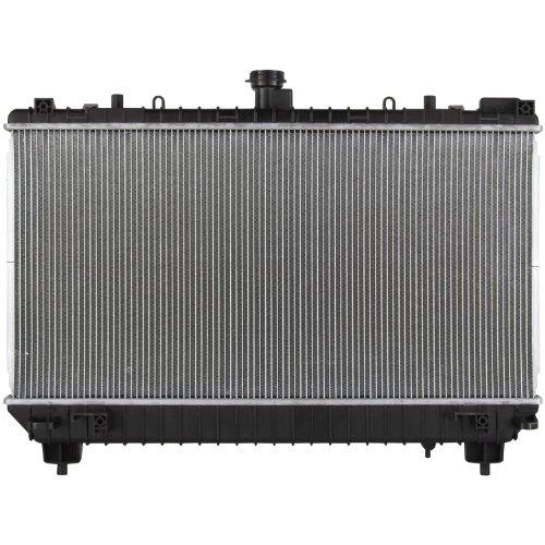 Spectra Premium CU13142 Complete Radiator by Spectra Premium (Image #2)