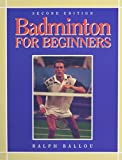 img - for Badminton for Beginners book / textbook / text book