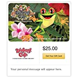 Rainforest Cafe - E-mail Delivery offers