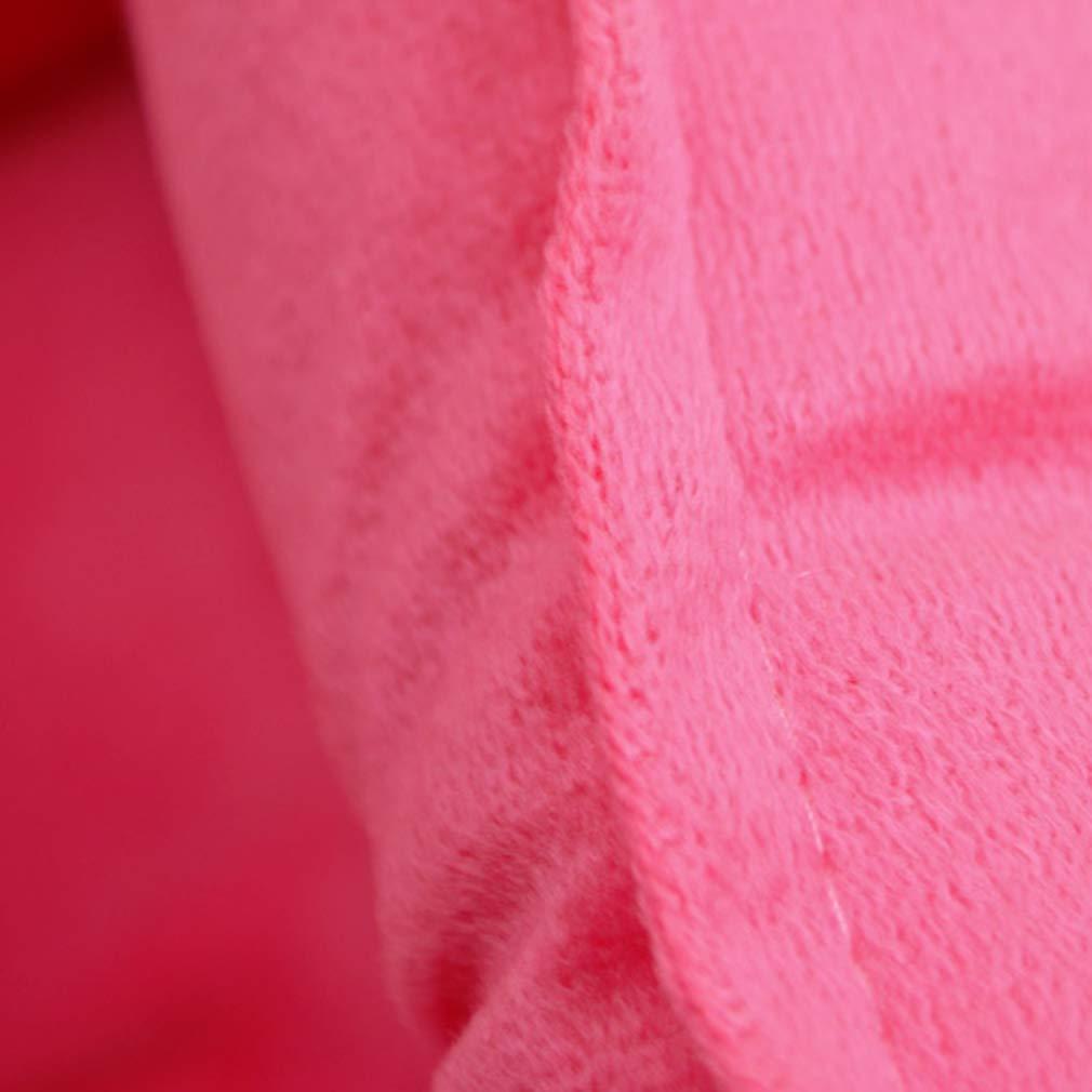 As Description Cama de Princesa para Perro Rosa MIKI Shop Color Caramelo dise/ño de Lazo para Mascotas peque/ñas c/álida y Suave Tela