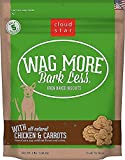 Cloud Star Wag More Bark Less Baked Chicken Carrots Natural Small Dog Treat 3lbs