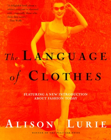 The Language of Clothes by Brand: Holt Paperbacks