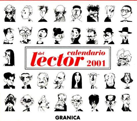 Calendario Del 2000.Calendario 2001 Del Lector 9788475778143 Amazon Com Books