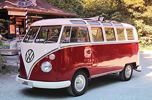 Jochen Schweizer Geschenkgutschein: Stadtrundfahrt im VW Bulli durch München