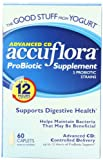 Accuflora Pro-biotic , 60-Count (Pack of 2) For Sale