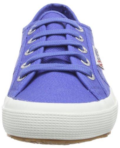 Superga Bleu Mixte C20 Iris 2750 bleue Adulte Baskets cotu Classic FxOrFqg